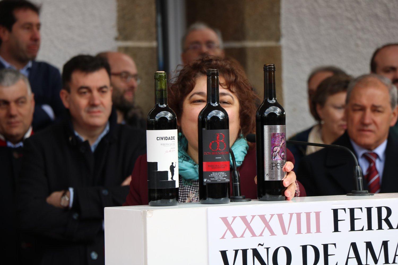 Ferias dos Viños da Ribeira Sacra 2018