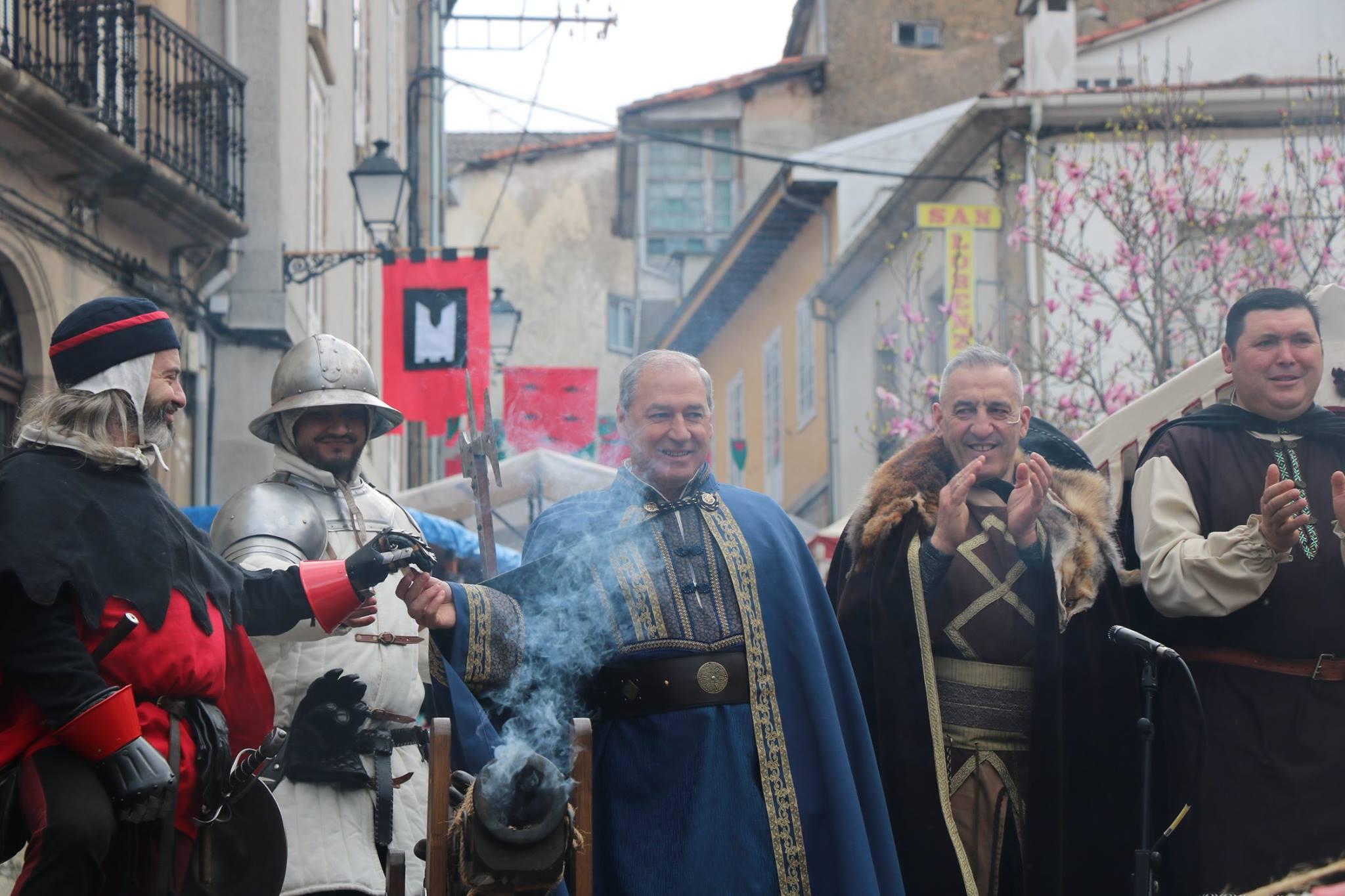 Feria Medieval de Monforte de Lemos 2018