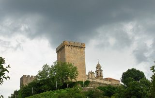 Monforte de Lemos - Torre del Homenaje