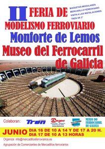 II Feria Modelismo Ferroviario