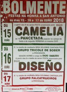 Fiestas populares en Bolmente Sober