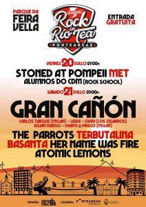 Festival Rock in Río Tea