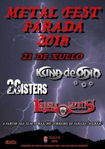 MetalFest Parada - Nigrán