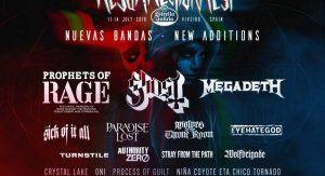 Festival 2018 - Resurrection Fest - Vivero