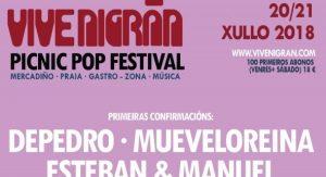 Vive Nigrán Festival
