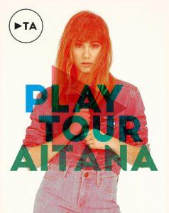 Aitana - Play Tour